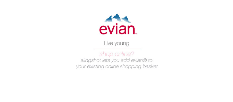 Live young this January with Evian Hub