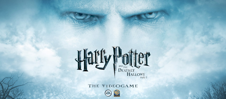 Harry Potter and the deathly Hallows, The videogame - Part 1