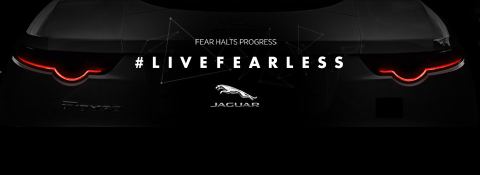 Jaguar UK, Livefearless