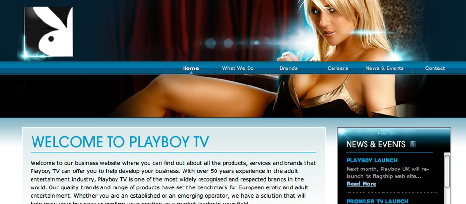 Playboy UK Corporate