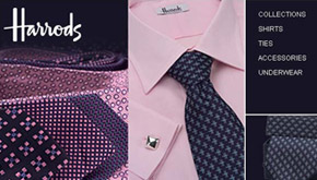 Harrods Shirts & Ties