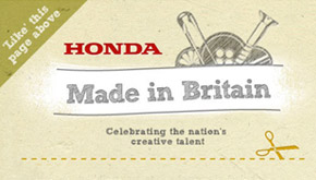 Honda Made in Britain
